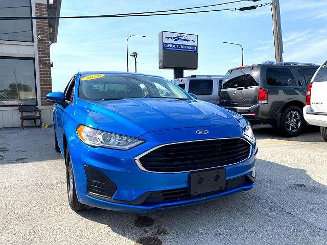 2020 Ford Fusion S for sale in Bridgeview, IL