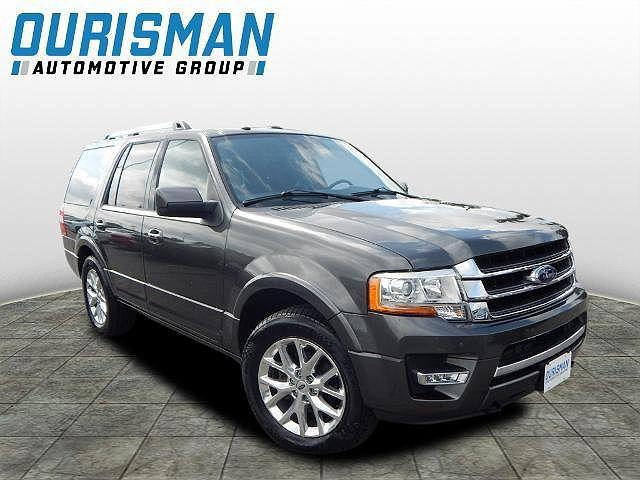 2017 Ford Expedition Limited for sale in Rockville, MD
