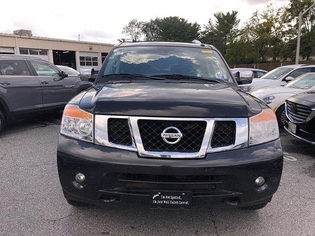 2015 Nissan Armada Platinum for sale in Rockville, MD