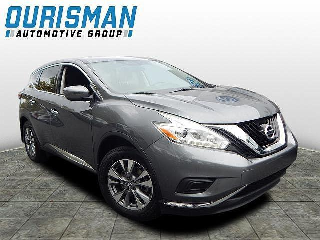 2016 Nissan Murano S for sale in Rockville, MD
