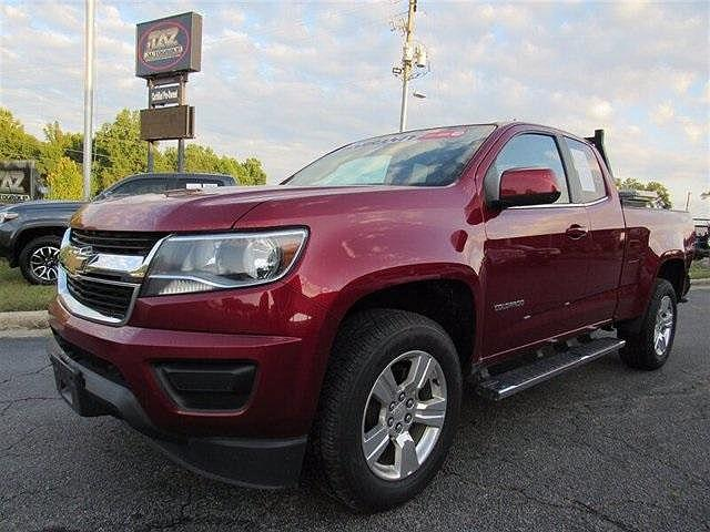 2017 Chevrolet Colorado 4WD LT for sale in Sanford, NC