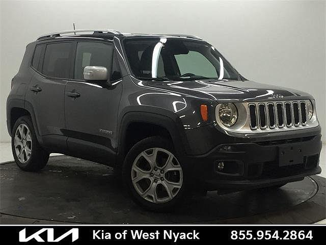 2018 Jeep Renegade Limited for sale in West Nyack, NY