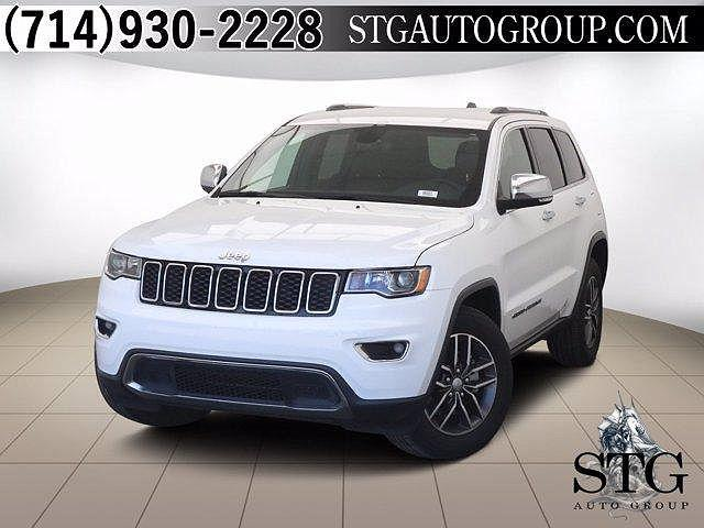 2018 Jeep Grand Cherokee Limited for sale in Garden Grove, CA