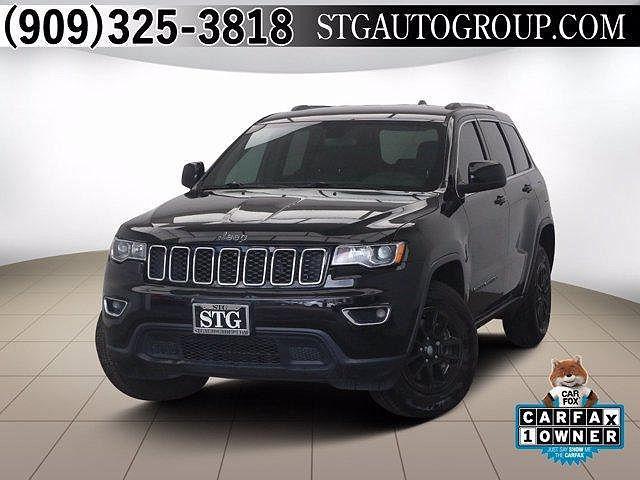 2018 Jeep Grand Cherokee Laredo E for sale in Garden Grove, CA