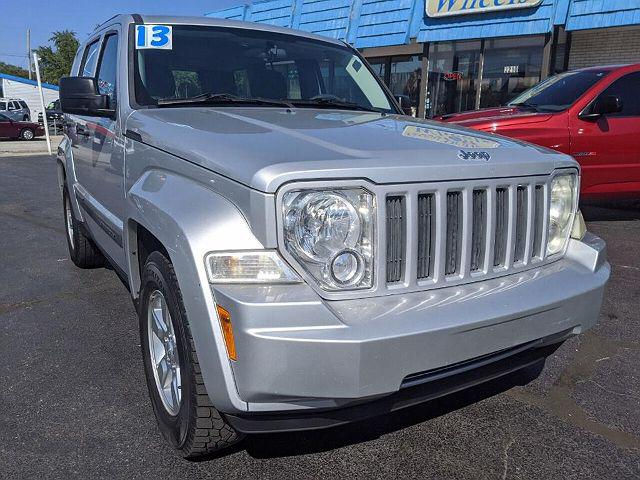 2012 Jeep Liberty Sport for sale in Michigan City, IN