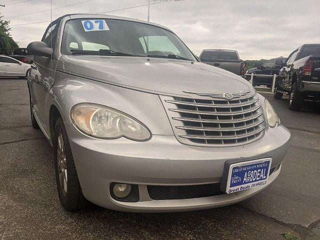 2007 Chrysler PT Cruiser 2dr Conv for sale in Michigan City, IN