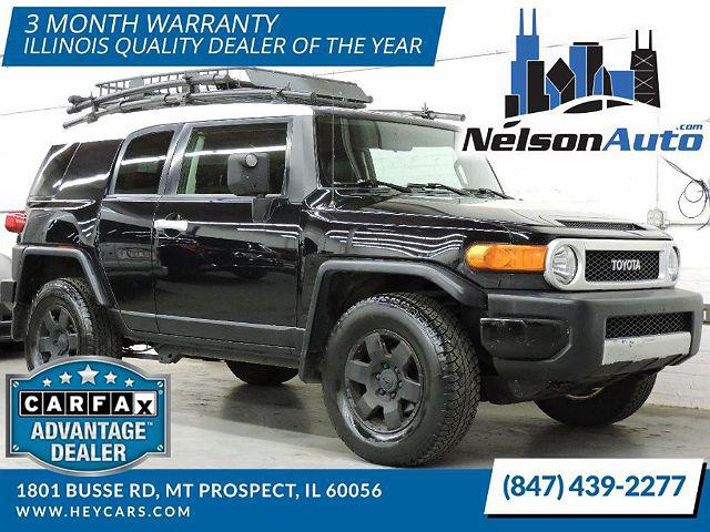 2008 Toyota FJ Cruiser 4WD 4dr Man (Natl) for sale in Mount Prospect, IL