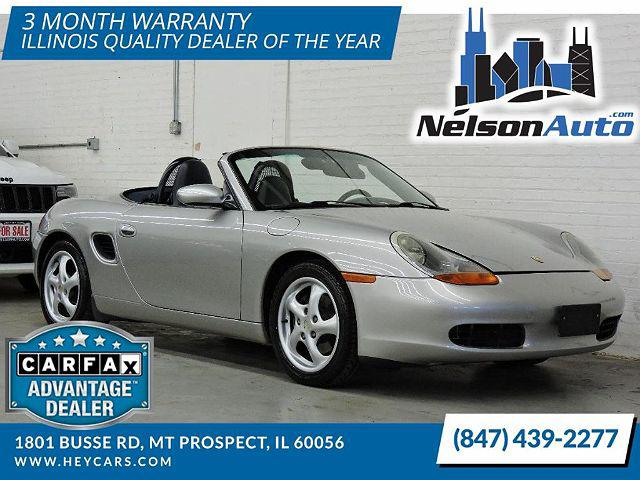 2000 Porsche Boxster 2dr Roadster w/Tiptronic for sale in Mount Prospect, IL