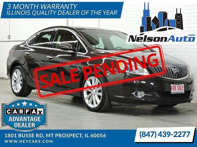 2012 Buick Verano Leather Group for sale in Mount Prospect, IL