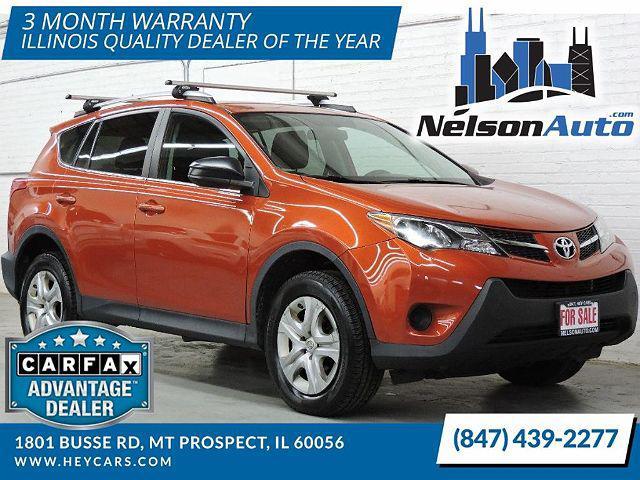 2015 Toyota RAV4 LE for sale in Mount Prospect, IL