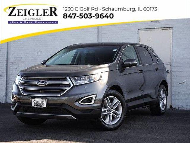2018 Ford Edge SEL for sale in Schaumburg, IL