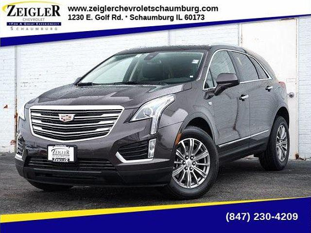 2018 Cadillac XT5 Luxury FWD for sale in Schaumburg, IL