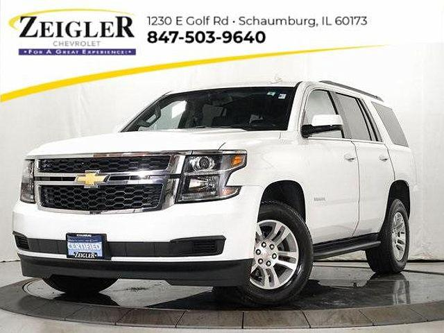 2018 Chevrolet Tahoe LS for sale in Schaumburg, IL