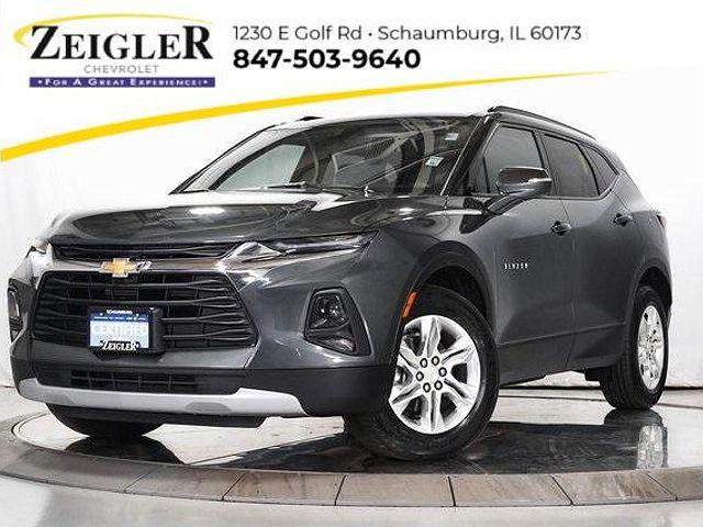 2019 Chevrolet Blazer AWD 4dr for sale in Schaumburg, IL