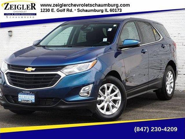 2019 Chevrolet Equinox LT for sale in Schaumburg, IL