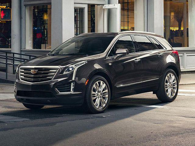 2018 Cadillac XT5 FWD for sale in Schaumburg, IL