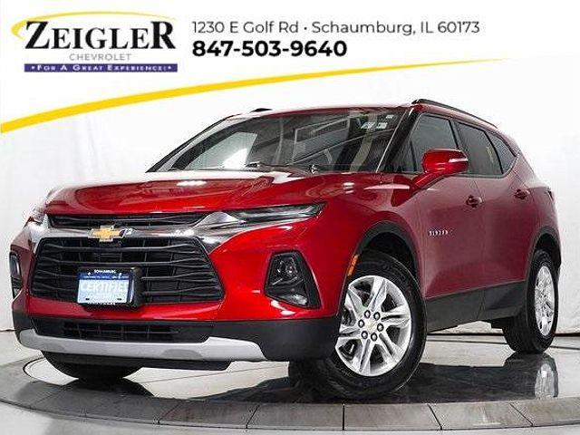 2019 Chevrolet Blazer FWD 4dr for sale in Schaumburg, IL