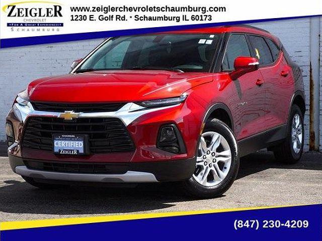 2020 Chevrolet Blazer LT for sale in Schaumburg, IL