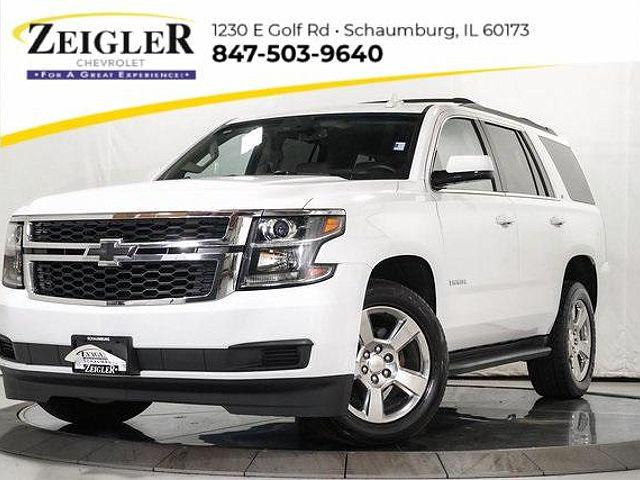 2016 Chevrolet Tahoe LT for sale in Schaumburg, IL