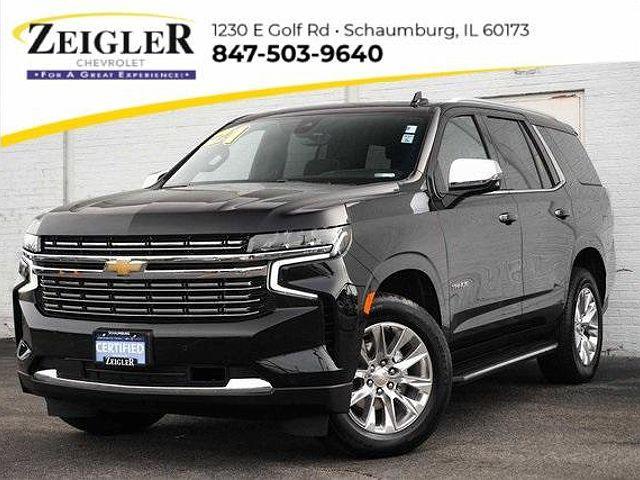 2021 Chevrolet Tahoe Premier for sale in Schaumburg, IL