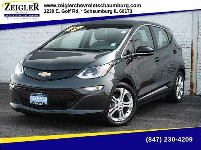 2017 Chevrolet Bolt EV LT for sale in Schaumburg, IL
