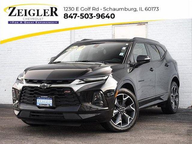 2020 Chevrolet Blazer RS for sale in Schaumburg, IL