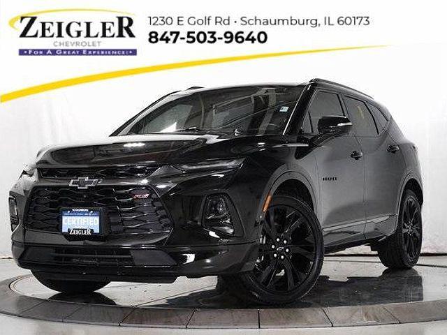 2019 Chevrolet Blazer RS for sale in Schaumburg, IL