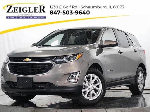 2018 Chevrolet Equinox LT for sale in Schaumburg, IL