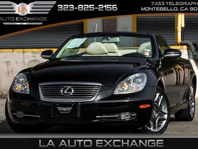 2008 Lexus SC 430 2dr Conv for sale in Montebello, CA