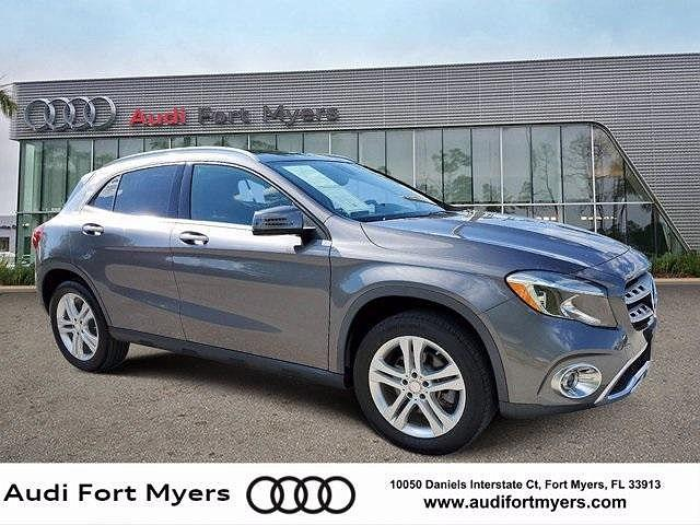 2018 Mercedes-Benz GLA GLA 250 for sale in Fort Myers, FL