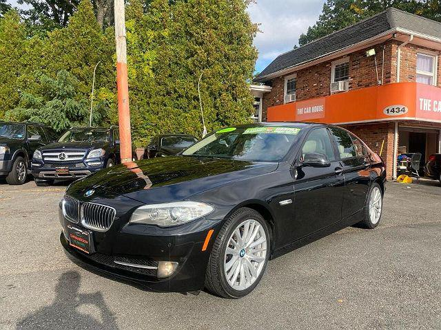 2011 BMW 5 Series 550i for sale in Butler, NJ