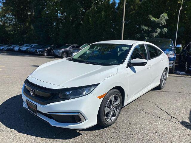 2019 Honda Civic Sedan LX for sale in Butler, NJ