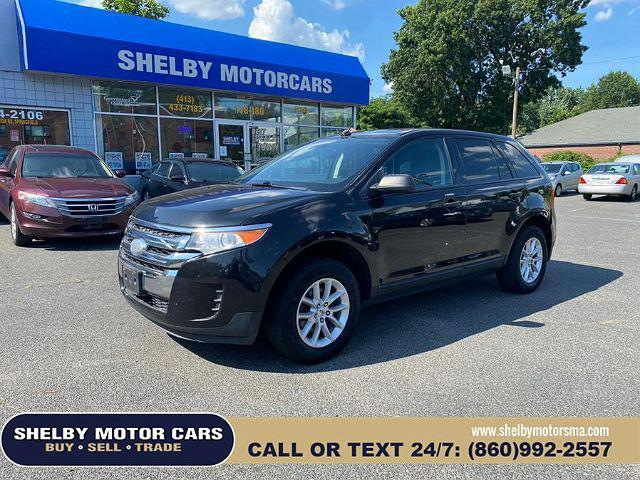 2013 Ford Edge SE for sale in Springfield, MA
