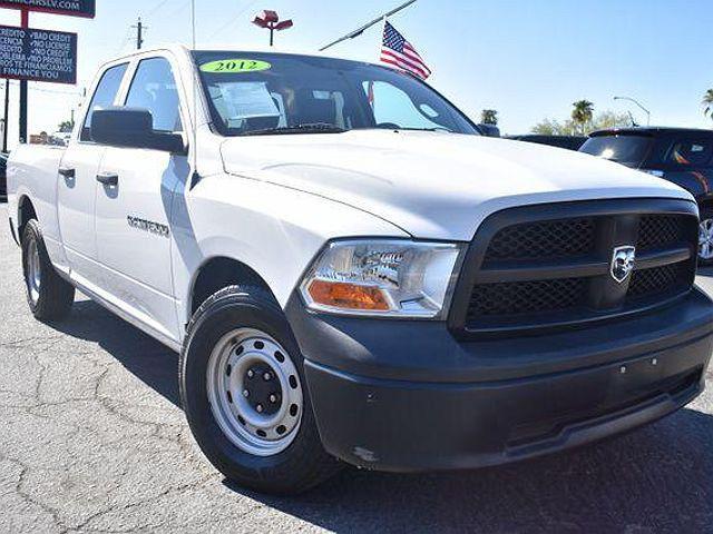 2012 Ram 1500 ST for sale in Las Vegas, NV