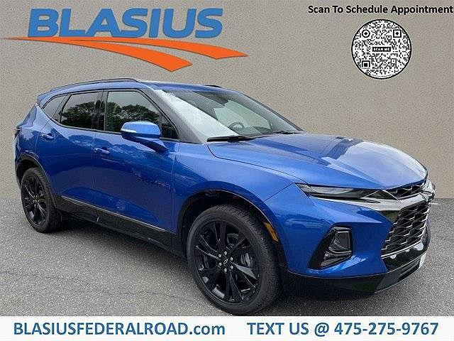 2019 Chevrolet Blazer RS for sale in Brookfield, CT