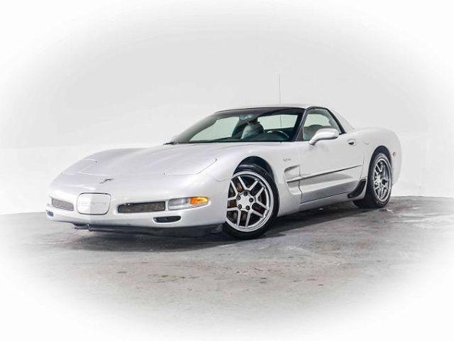 2003 Chevrolet Corvette Z06 for sale in Marietta, GA