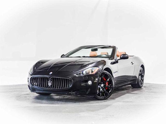2011 Maserati GranTurismo Convertible 2dr Conv GranTurismo for sale in Marietta, GA