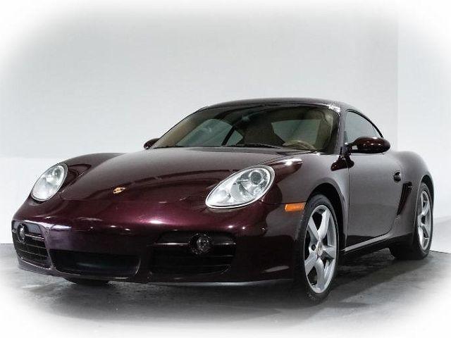 2007 Porsche Cayman 2dr Cpe for sale in Marietta, GA