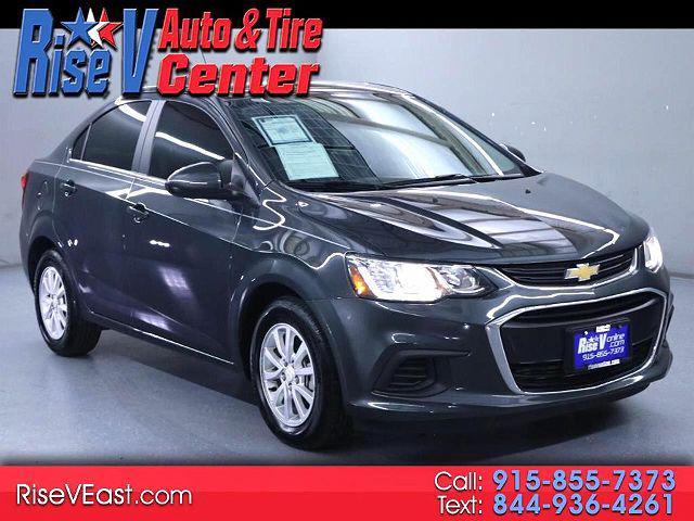 2020 Chevrolet Sonic LT for sale in El Paso, TX