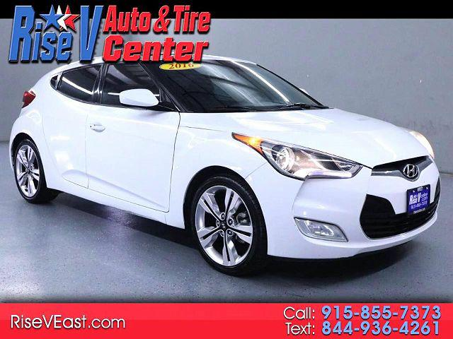 2016 Hyundai Veloster 3dr Cpe Man for sale in El Paso, TX