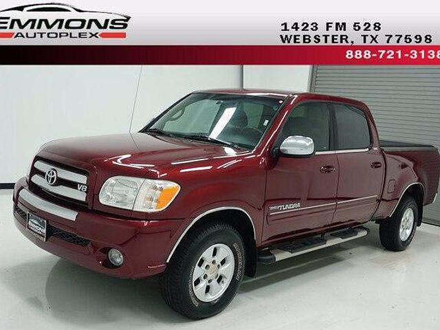 2005 Toyota Tundra SR5 for sale in Webster, TX