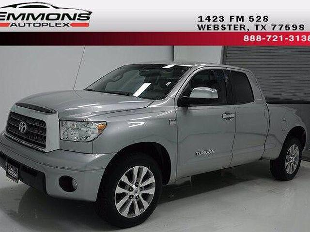 2007 Toyota Tundra LTD for sale in Webster, TX
