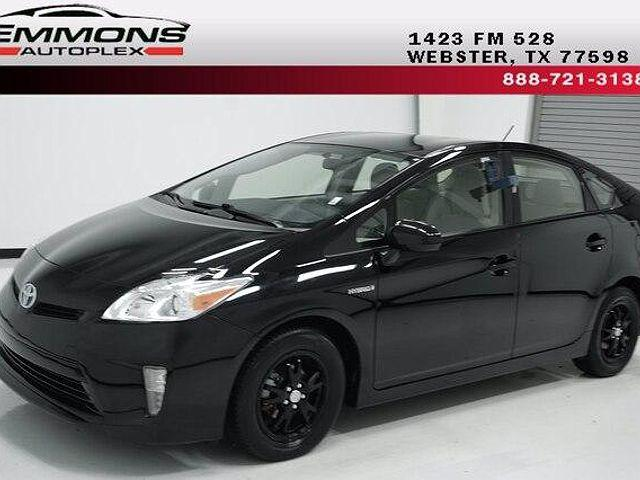 2014 Toyota Prius Two for sale in Webster, TX