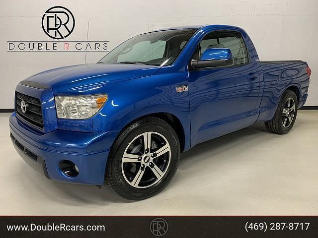 "2007 Toyota Tundra 2WD Reg 126.8"" 5.7L V8 (Natl) for sale in Addison, TX"