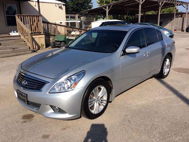 2010 INFINITI G37 Sedan x for sale in Spring, TX