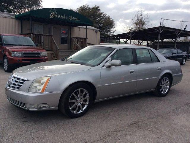 2007 Cadillac DTS Performance for sale in Spring, TX