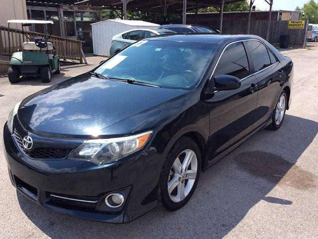 2014 Toyota Camry L for sale in Spring, TX