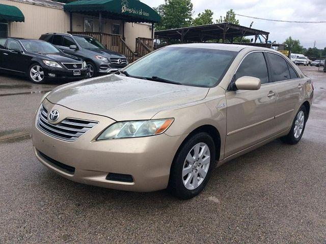 2008 Toyota Camry Hybrid 4dr Sdn (Natl) for sale in Spring, TX