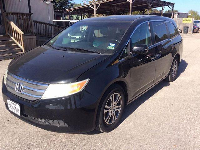 2011 Honda Odyssey EX-L for sale in Spring, TX