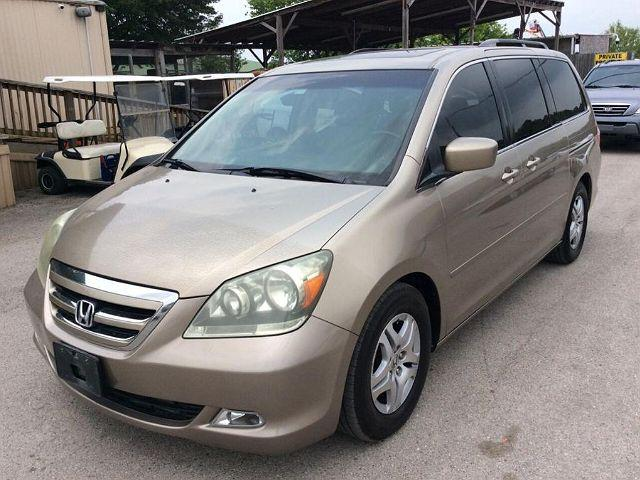 2007 Honda Odyssey EX-L for sale in Spring, TX